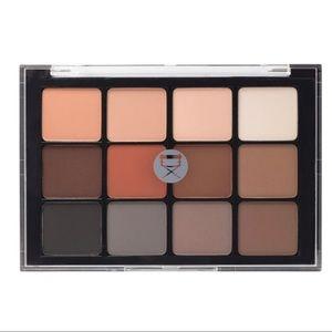 VISEART Neutral Martes 01 12 Pan Eyeshadow Palette